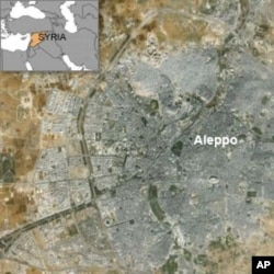 Syrian University Town Could Hold Key to End to Conflict
