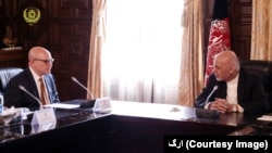 ریاست جمهوری افغانستان سفر جنرال مک ماستر را به این کشور، مرحلهای جدید میان کابل و واشنگتن خواند