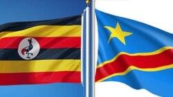 Amabebdera ya Uganda na Repubulika ya Demokarasi ya Kongo