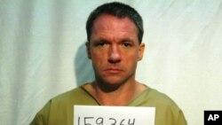 Robert Vick cumple una condena de seis años por robo en Kentucky.