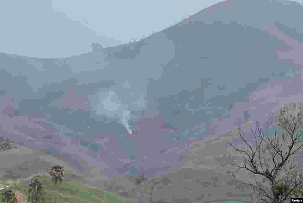 ہیلی کاپٹر مقامی وقت کے مطابق 26 جنوری کو صبح 10 بجے لاس اینجلس سے 65 کلومیٹر شمال مغرب میں کاسا بلانکا شہر میں گر کر تباہ ہوا۔