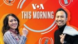 VOA This Morning 21 Januari 2021