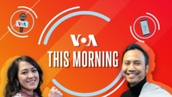 VOA This Morning 18 Februari 2021