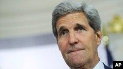 Ngoại trưởng Hoa Kỳ John Kerry.