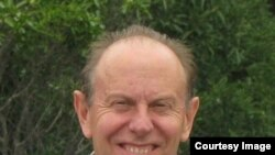 Former Education and Sports Minister David Coltart
