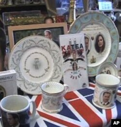 Just a small sampling of collector Margaret Tyler's Royal memorabilia