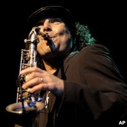 Saxophonist Boney James