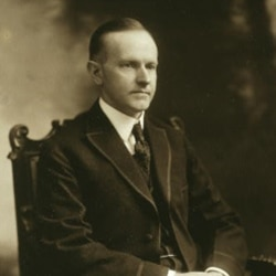 Calvin Coolidge, around 1919