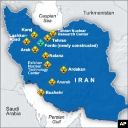 World Powers Fear Iran's Plan to Expand Nuclear Capability
