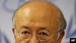 國際原子能機構總幹事天野之彌表示對伊朗核設施表示關注﹐希望獲得更多新訊息。