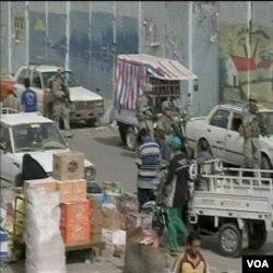 Američki vojnici na ulicama Bagdada