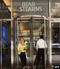 Bear Stearns was the first major investment bank to fail in the housing crisis