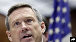 Republican Senator Mark Kirk from Illinois (file photo)