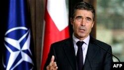 NATO Genel Sekreteri Anders Fogh Rasmussen