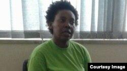 UNkosazana Lorraine Sibanda,