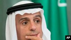 Adel bin Ahmed Al-Jubeir, ministro das Relações Exteriores da Arábia Saudita