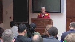 2011-11-10 粵語新聞: 人權團體呼籲歐洲不要放鬆中國人權