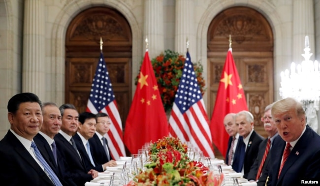 美国财长:美中贸易协议接近90%已经完成