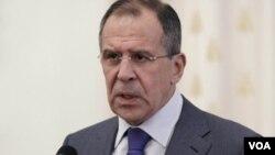 Menteri Luar Negeri Rusia Sergei Lavrov (Foto: dok)