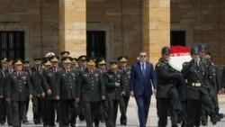 محاکمه ۲۸ نظامی ارشد در ترکیه آغاز شد