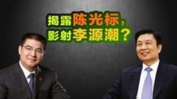 时事大家谈: 揭露陈光标,影射李源潮?