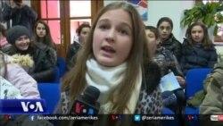 """Fushata """"Unë Mbroj Fëmijët"""" në Shkodër"""