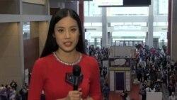 第十七届美国国家图书节在华盛顿特区举行