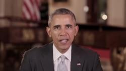 Obama azungumza na Warundi