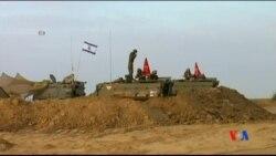 2014-08-01 美國之音視頻新聞: 以巴在加沙的停火破裂
