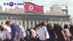 Triều Tiên kỷ niệm 25 năm ngày giỗ ông Kim Il Sung
