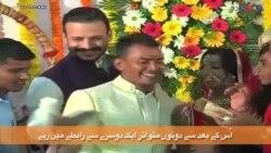تیزاب حملے میں جھلسنے والی لڑکی کی شادی میں وویک اوبروئے کی شرکت