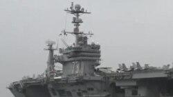 Hải quân Mỹ bảo vệ 'quyền tự do hàng hải' trên Biển Đông