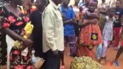Les déplacés de Kaga Bangoro trouvent refuge à Bangui