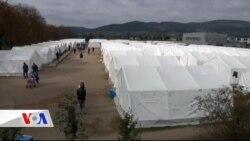 Avusturya Mülteciler İçin Kışa Hazırlanıyor