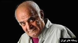 سیروس گرجستانی بازیگر سینما و تلویزیون در ایران. منبع عکس: رسانه های ایران