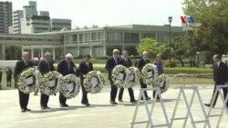 """Քերրին Ճապոնիայում մասնակցում է """"Մեծ յոթնյակի"""" արտգործնախարարների հավաքին"""
