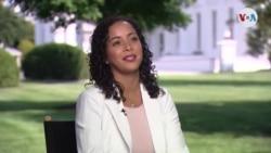 Luisana Pérez, la venezolana al frente de los medios hispanos de la Casa Blanca