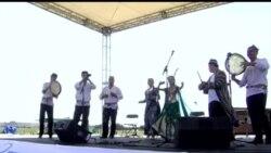 Texasda Ipak Yo'li festivali, o'zbek hunarmandlar/Sild Road festival in Texas