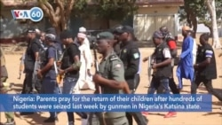 VOA60 Addunyaa - Kidnapping of Nigerian Boys Raises Fears of Growing Wave of Violence