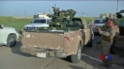 美国海豹队员阵亡 库尔德军人回忆战斗情景
