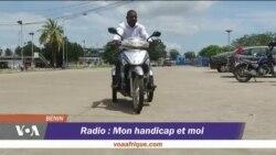 Une radio soutient les personnes handicapées au Bénin