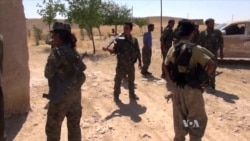 Volunteers from Western Countries Continue to Join Anti-IS Forces in Syria