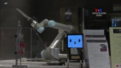 Ճապոնիայում սուրճ պատրաստող ռոբոտը նաև կատակում է հաճախորդների հետ