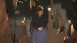 2017-03-12 美國之音視頻新聞: 朴槿惠首次就被罷免事件向國民道歉 (粵語)
