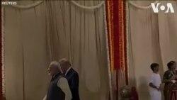 Նախագահ Թրամփը Թեքսասում ողջունել է Հնդկաստանի վարչապետին