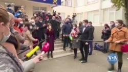 Європейські лідери надсилають привітання Маї Санді, яка перемагає на виборах у Молдові. Відео