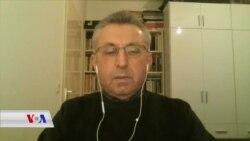 Muhsîn Osman Bersîvdana Îranê Dinirxîne