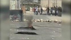 یک مسجد و کنیسه در ساحل غربی رود اردن آتش زده شد