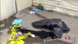 2014-07-13 美國之音視頻新聞: 伊拉克激進份子奪回巴格達南部城鎮