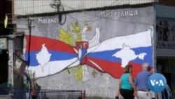 Russia-Western Geopolitical Rivalry Returns to the Balkans